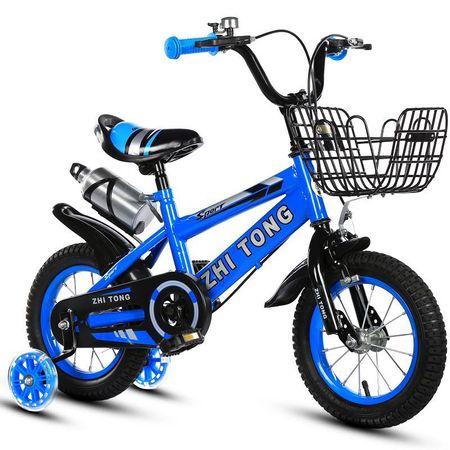 Blue Bicycle 2