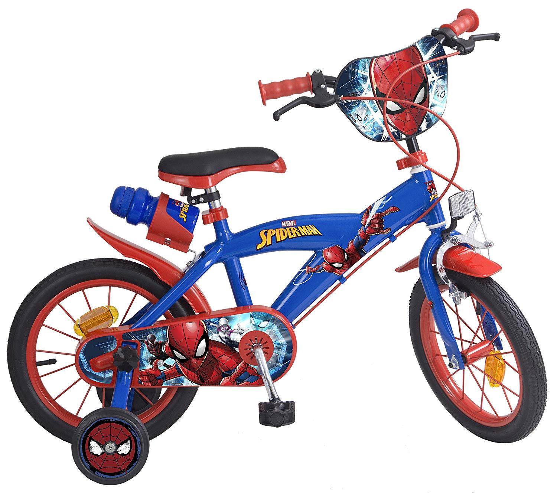 Spiderman Bicycle 2